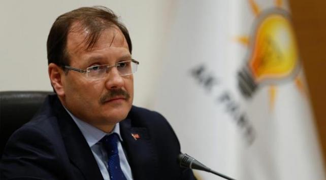 Başbakan Yardımcısı Çavuşoğlu: CHP Afrin savunma hattına konuşlanmış durumda