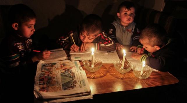 DSÖ'den Gazze'deki yakıt sıkıntısına nihai çözüm çağrısı