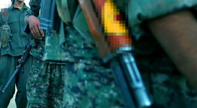 Terör örgütü PYD/PKK Afrin'de bir çarşıyı daha tahrip etti