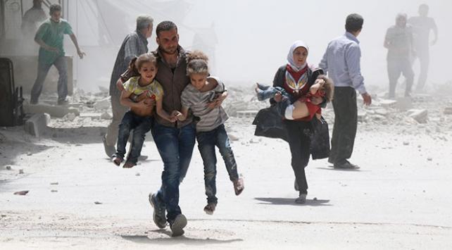 BM'den Suriye raporu: Terör örgütü PYD/PKK Suriye'de sivilleri öldürüyor