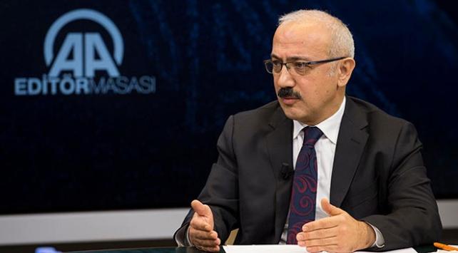 Kalkınma Bakanı Elvan: Zeytin Dalı Harekatı'nın mali alanımızı daraltıcı etkisi olmayacak