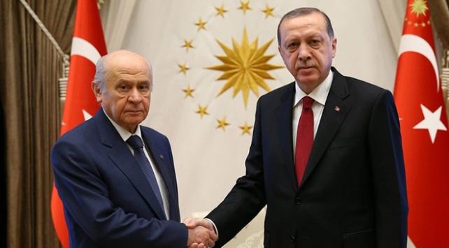 AK Parti-MHP ittifakının adı 'Cumhur İttifakı' olacak