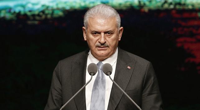 Başbakan Binali Yıldırım: Mehmetçiğin Afrin çevresinde oluşturduğu cepheler birleşmeye başladı