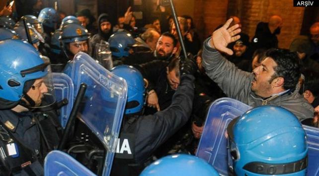 İtalya'da ırkçılık karşıtı gösteri: 3 yaralı