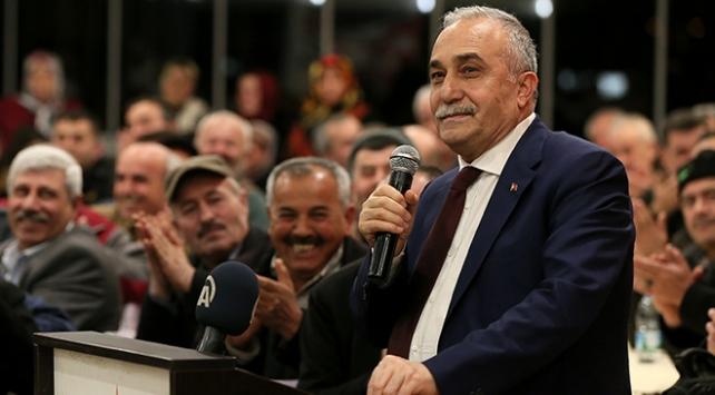 Gıda Tarım ve Hayvancılık Bakanı Fakıbaba: Çiftçilere mazot desteği başladı