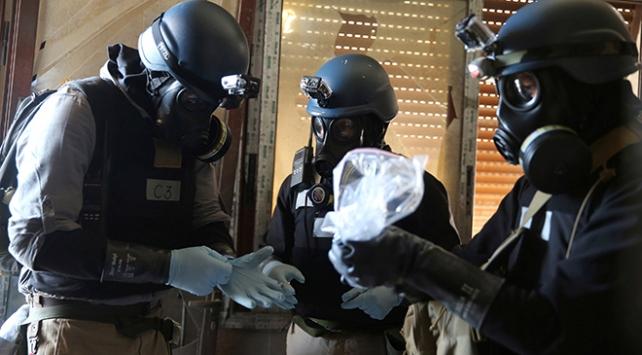 ABD basını: Kuzey Kore, Suriye'ye kimyasal silah materyali gönderdi