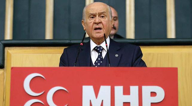 MHP Genel Başkanı Bahçeli: AB Konseyi'nin açıklaması iflah olmaz bir Haçlı kafasıdır