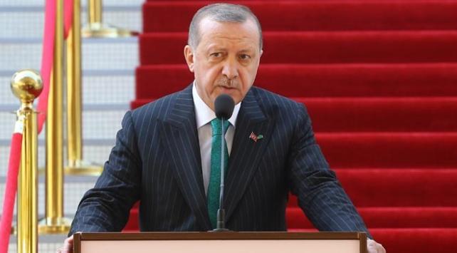 Cumhurbaşkanı Erdoğan: Senegal kara gün dostu olduğunu 15 Temmuz'da ispat etti