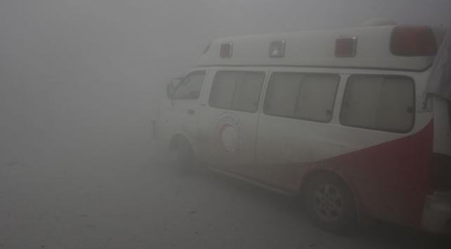Esed rejimi Doğu Guta'yı vurmayı sürdürüyor: 10 ölü
