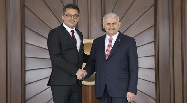 KKTC Başbakanı Ankara'da