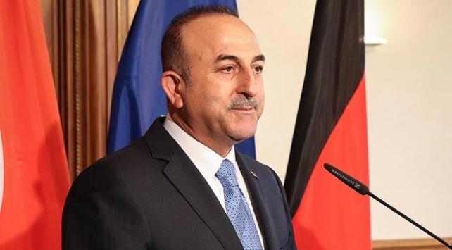 Dışişleri Bakanı Çavuşoğlu: Almanya ile birlikte ilişkileri normalleştirmek için çalışıyoruz