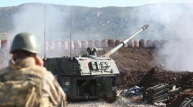 TSK ve ÖSO, Afrin'in Maçale köyünü teröristlerden temizledi
