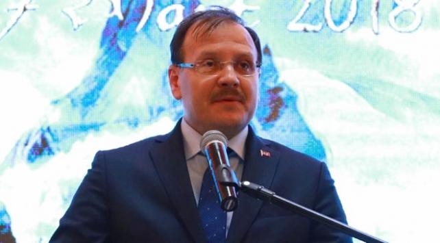 Başbakan Yardımcısı Çavuşoğlu: Türkmen köylerini bombalayanlar karşılarında Türkiye'yi bulacak