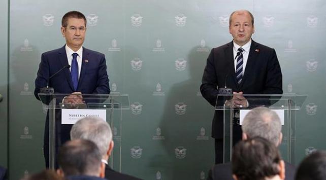 Milli Savunma Bakanı Canikli: TSK bölgede teröristlere karşı çok yoğun bir mücadele içerisinde