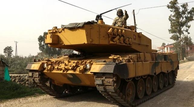 Afrin'de 2 köy daha teröristlerden arındırıldı