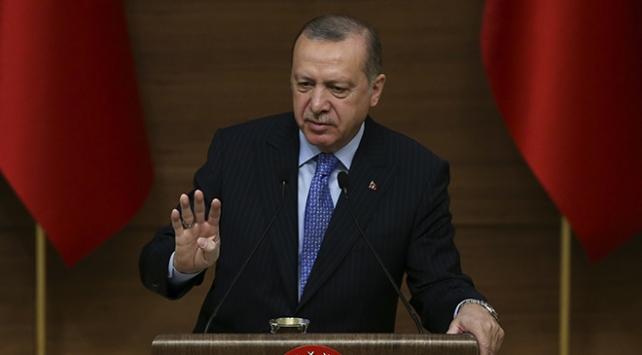 Cumhurbaşkanı Erdoğan: Temenni ederim Afrin akşama düşer