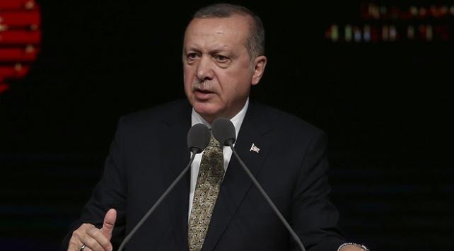 Cumhurbaşkanı Erdoğan: Heveslenmeyin, işimiz bitmedikçe çıkmayacağız