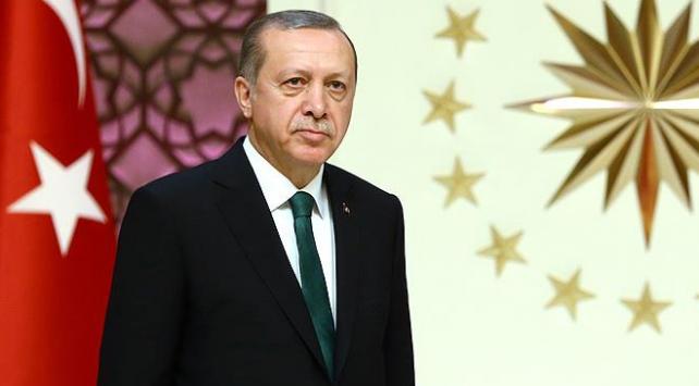 Cumhurbaşkanı Erdoğan'dan Nevruz mesajı