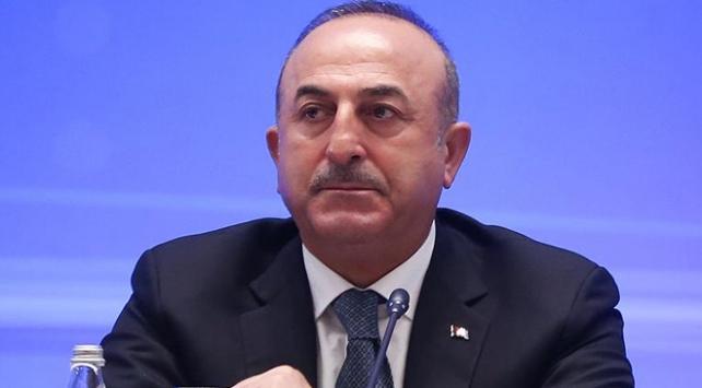 Dışişleri Bakanı Çavuşoğlu'ndan ABD'ye 'Afrin' tepkisi
