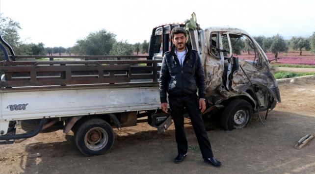 Afrinlilerden çocuk katili YPG/PKK'nın yalanlarına isyan