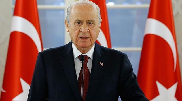 MHP Genel Başkanı Bahçeli'den Regaip Kandili mesajı