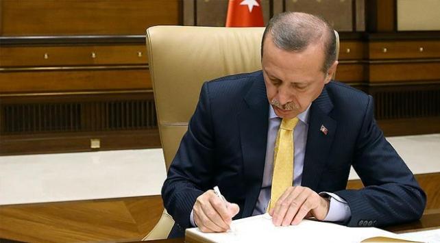 """Cumhurbaşkanı Erdoğan """"Vergi Kanunu""""nu onayladı"""