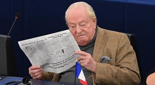 Fransa'da Jean-Marie Le Pen'e 30 bin euro para cezası