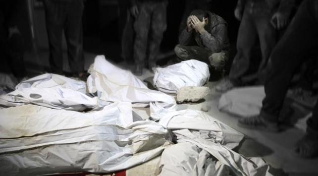 Doğu Guta'da Şubat'tan bu yana 1700'den fazla insan öldü