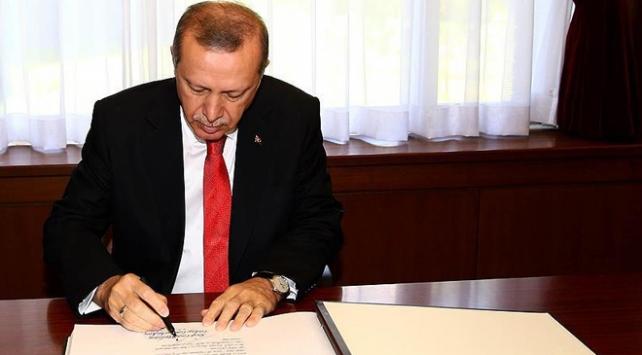 Cumhurbaşkanı Erdoğan, Yalova Üniversitesi'ne rektör atadı