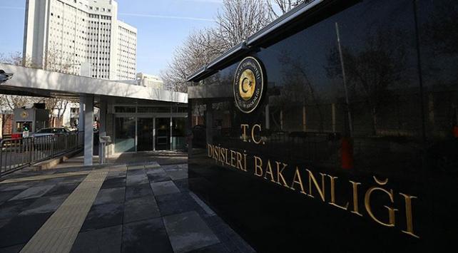 Dışişleri Bakanlığı Müsteşarı Yalçın'ın ABD ziyareti