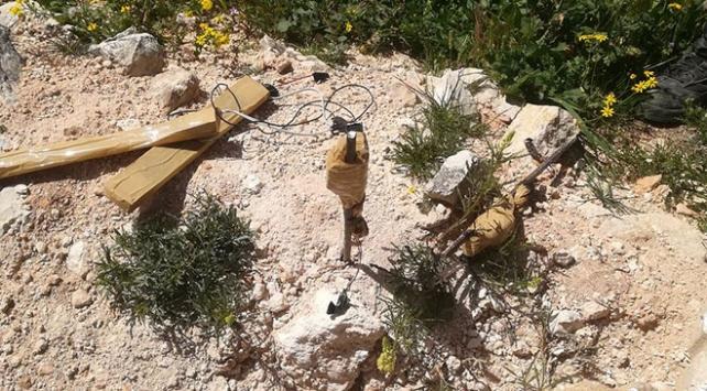 Afrin'de 95 mayın ve el yapımı patlayıcı imha edildi