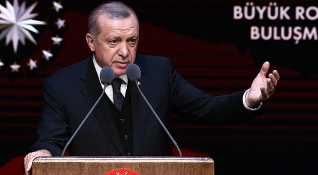 Cumhurbaşkanı Erdoğan: Ekonomimize saldıranlara sesleniyorum; başaramayacaksınız