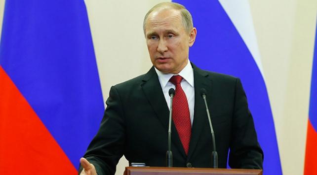 Suriye'deki restleşmeye Putin'den ilk tepki