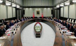 Parlamenter sistemin son Bakanlar Kurulu toplantısı başladı