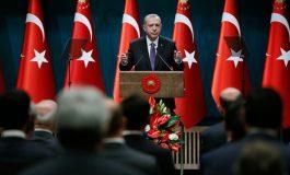 Cumhurbaşkanı Erdoğan: Terör örgütüne teslim edilmiş belediyeler borç batağındaydı