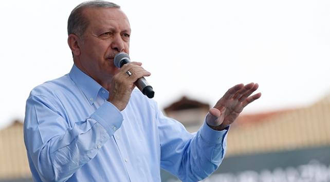 Cumhurbaşkanı Erdoğan: 24 Haziran'dan sonra bunlarla hesaplaşacağız